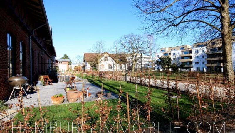 Renovierungsbedürftige Villa in Bestlage von Langenhorn