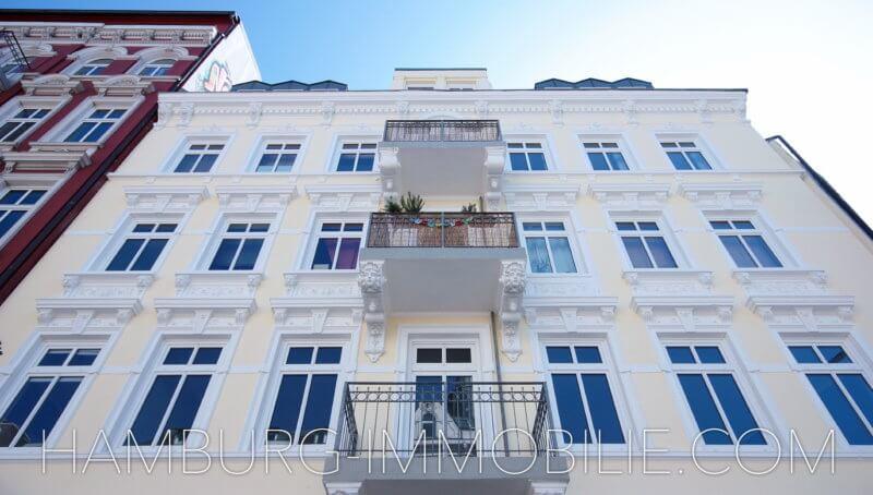 Erstklassiges Wohnen auf 140 m² Wfl. und 50m² Terrasse in Bestlage der Sternschanze!