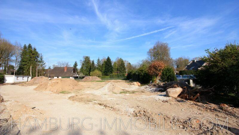 Tolles Grundstück zum bebauen in Ammersbek