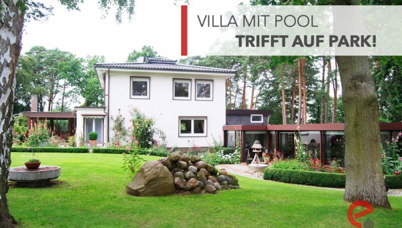 Villa mit Traumgrundstück in Stelle / Ashausen