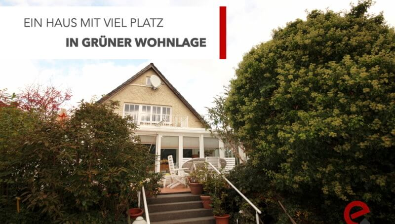 Riesiges Einfamilienhaus in Billstedt