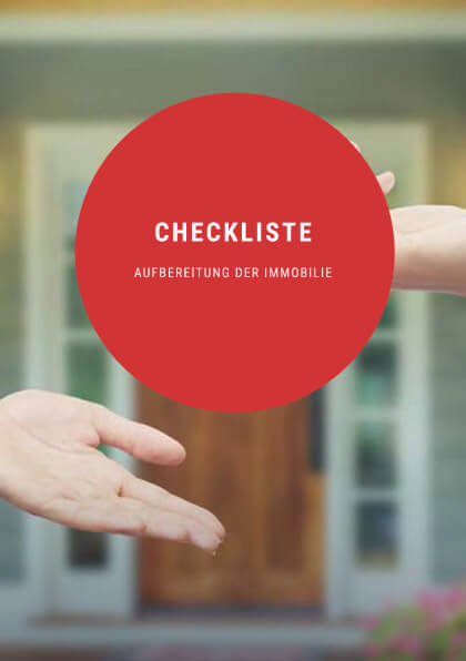 Checkliste Immobilie aufbereiten